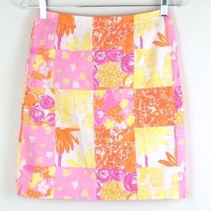 Lilly Pulitzer Owl Skirt
